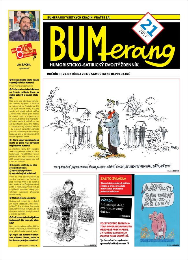 BUMerang 2017-21