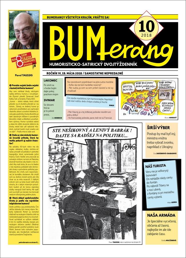 BUMerang 18-10