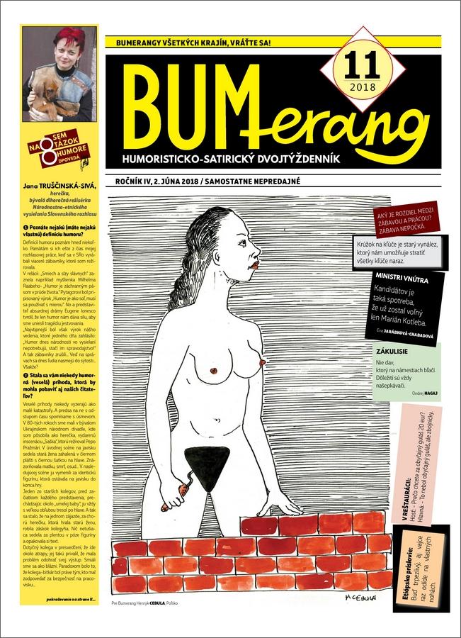 BUMerang 18-11