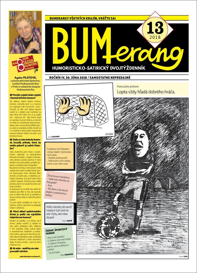 BUMerang 18-13