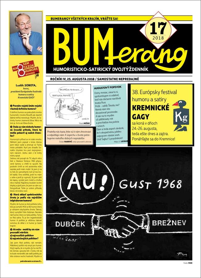 BUMerang 18-17