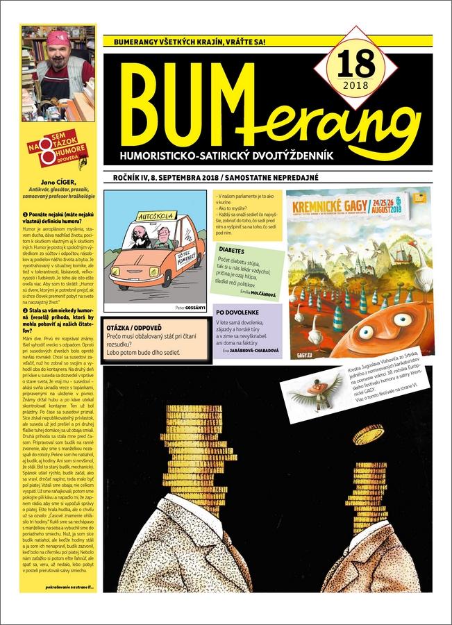 BUMerang 18-18