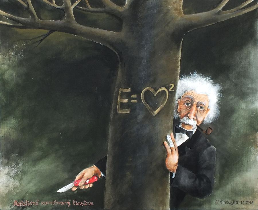Matuska-Relativne zamilovany Einstein