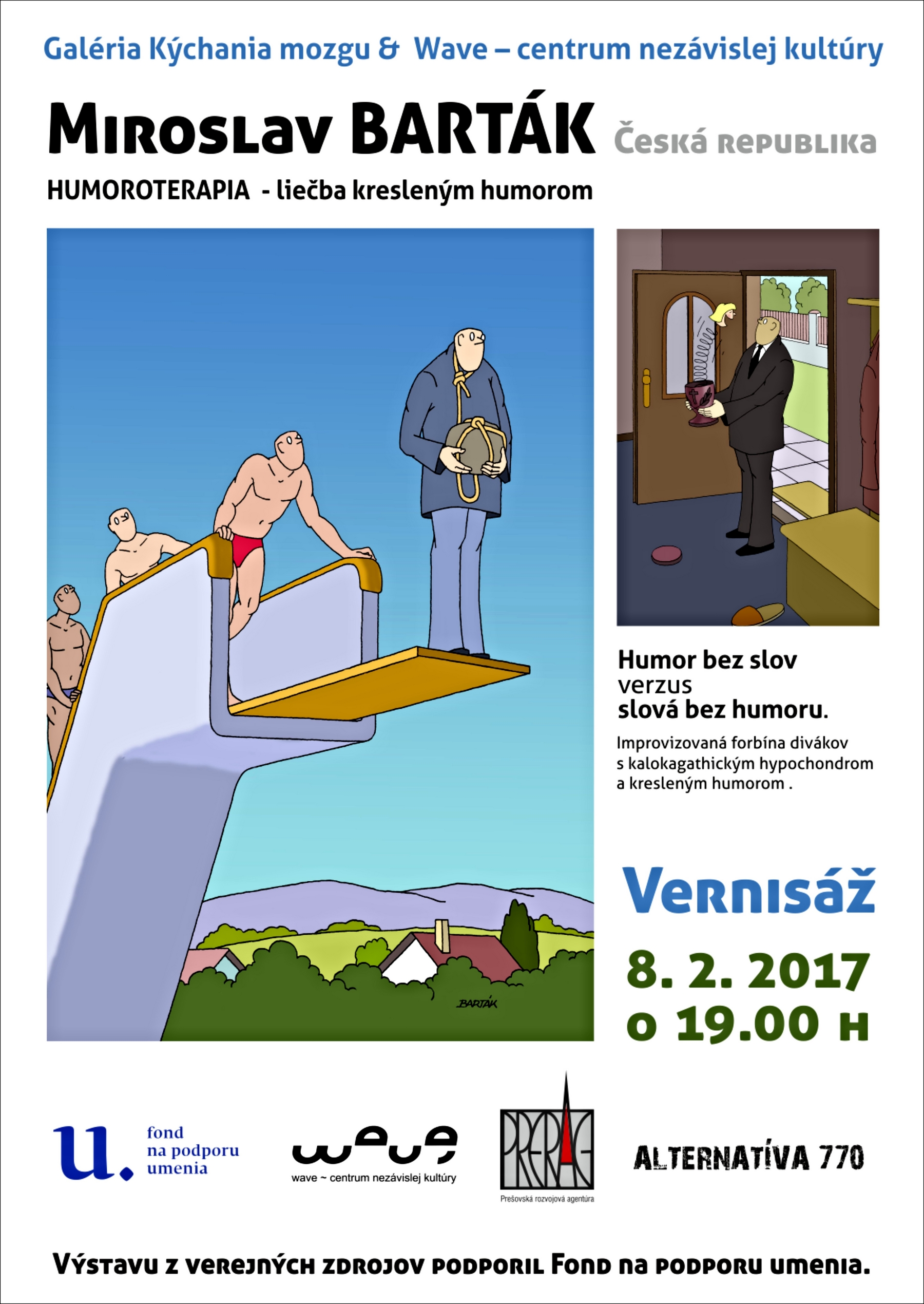 Bartak-poster