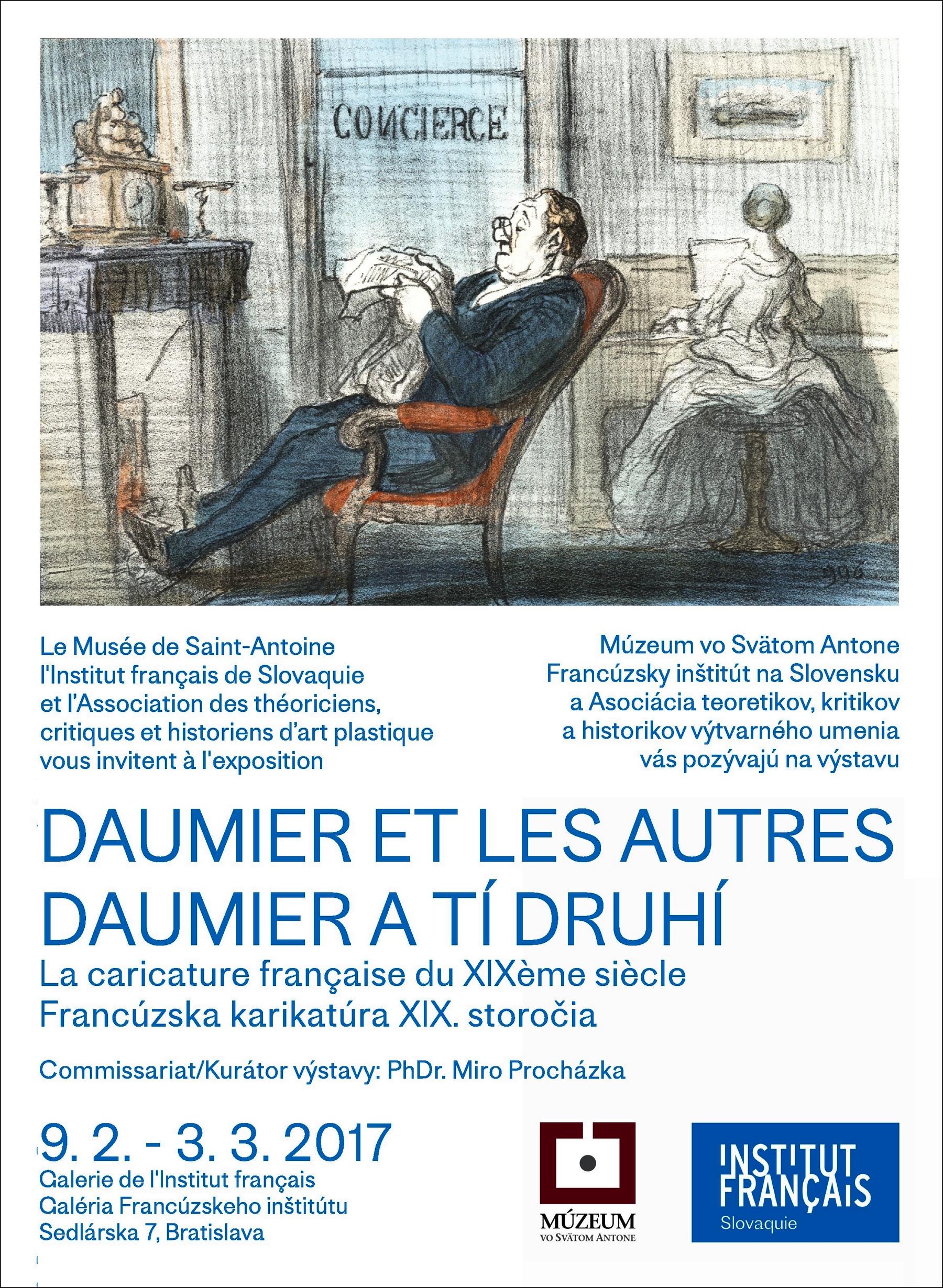 Daumier-plagat