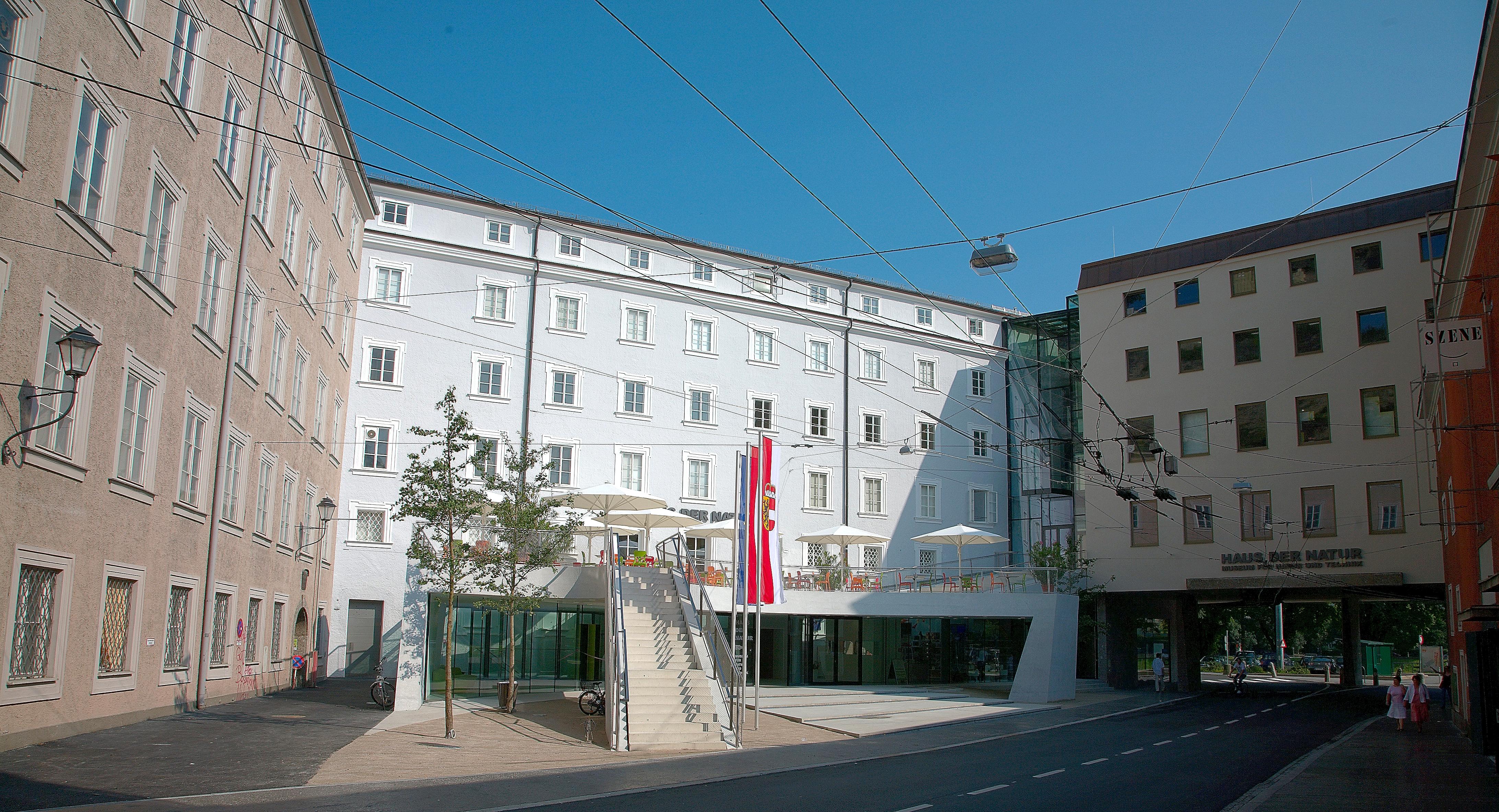 Haus der Natur Salzburg