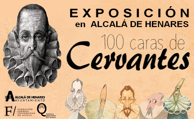 100 Faces of Cervantes