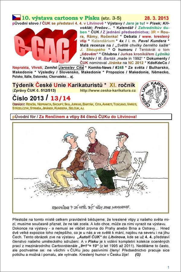 e-GAG 2013-13-14