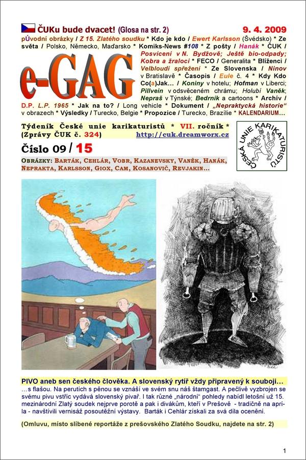 e-GAG 2009-15