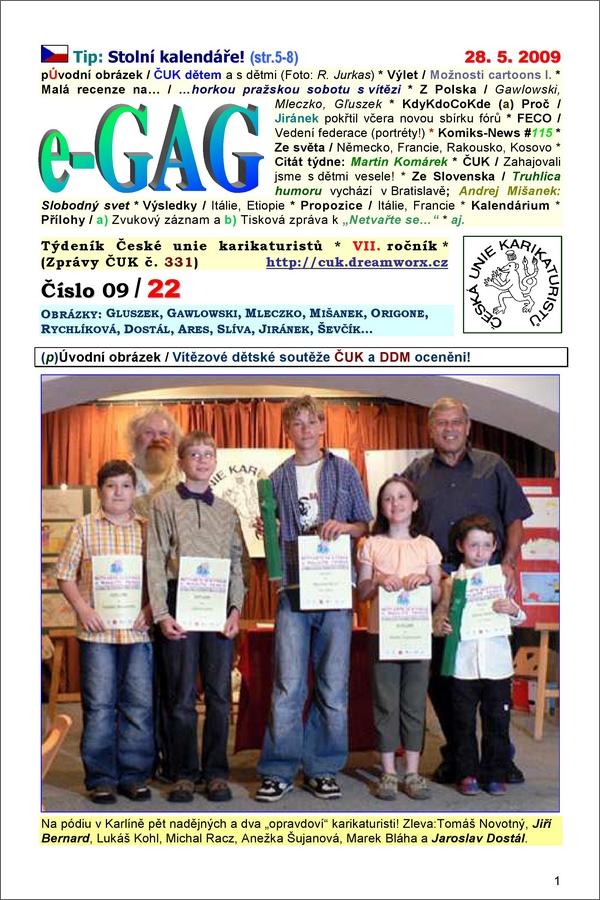 e-GAG 2009-22